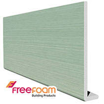Chartwell Green Fascia Boards