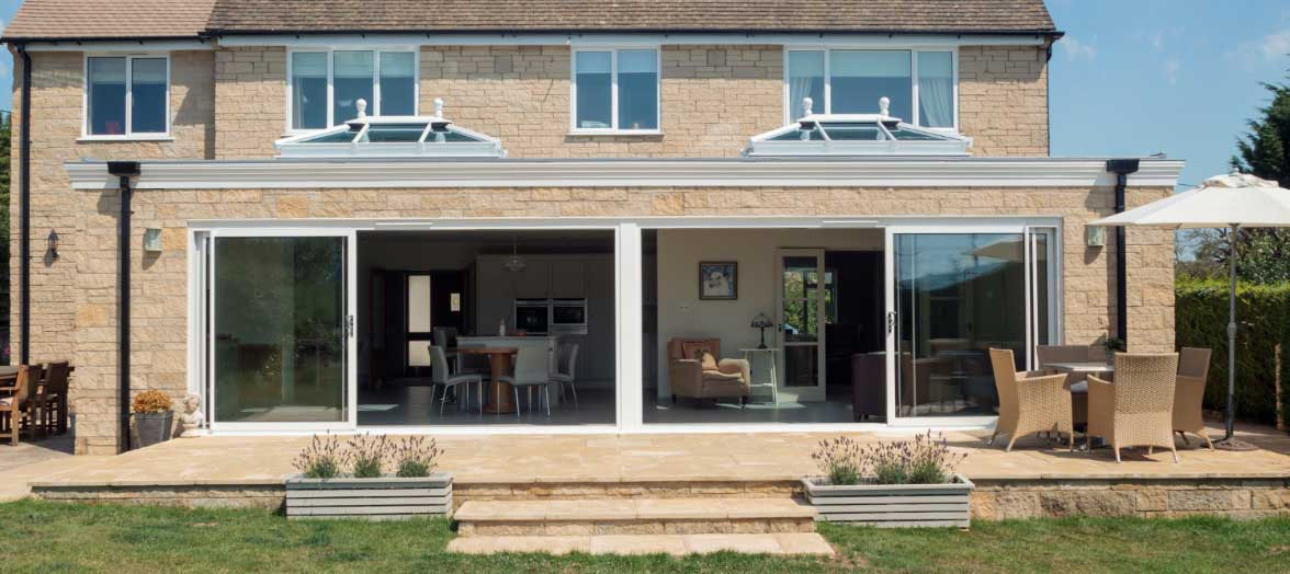The Aluminium Door Range