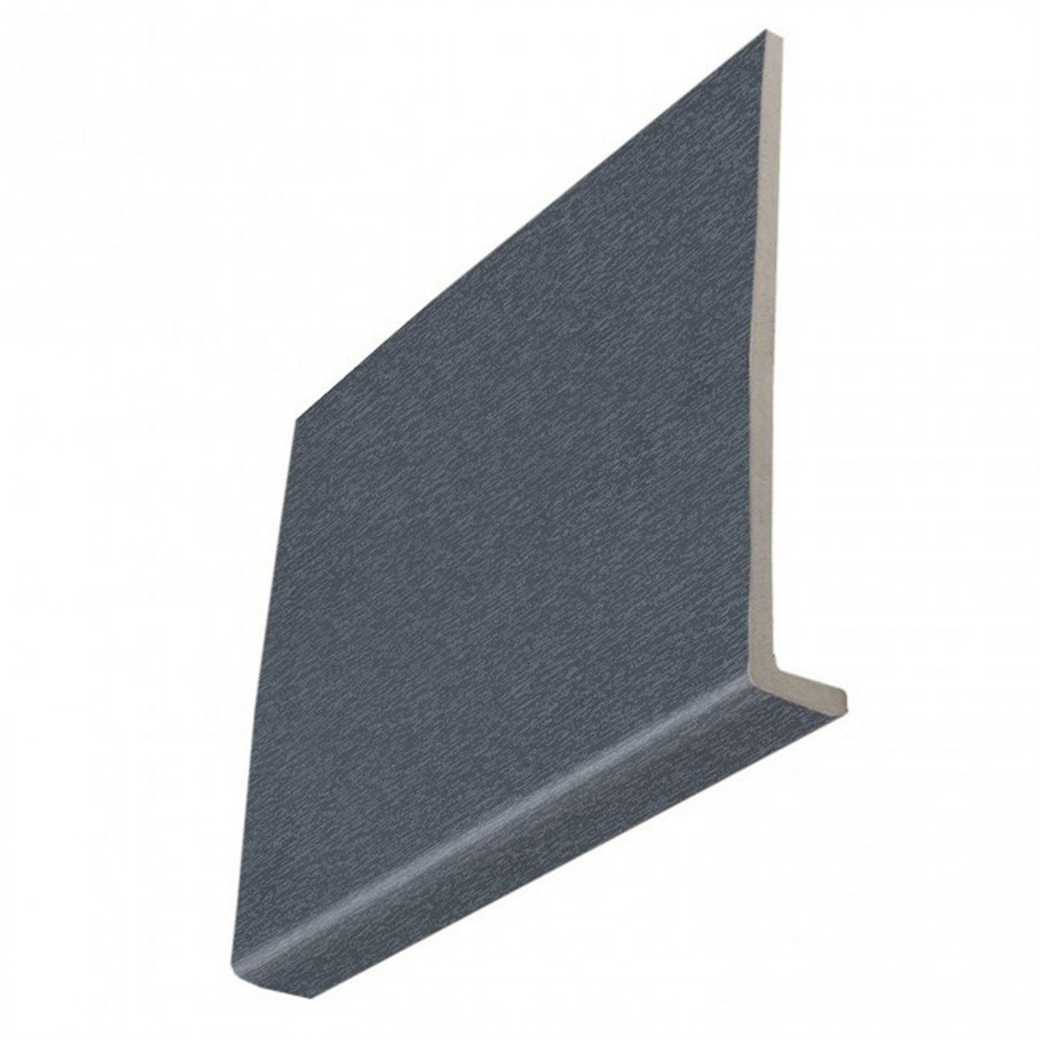 Anthracite Grey Woodgrain Fascia Boards