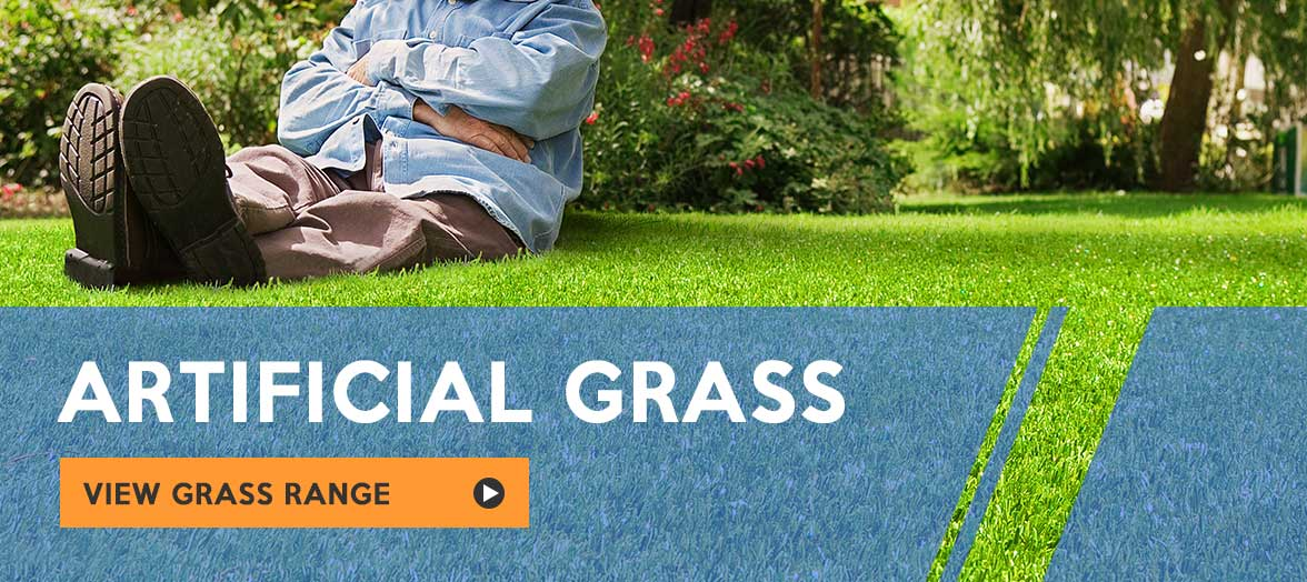 Cut-to-size artificial grass