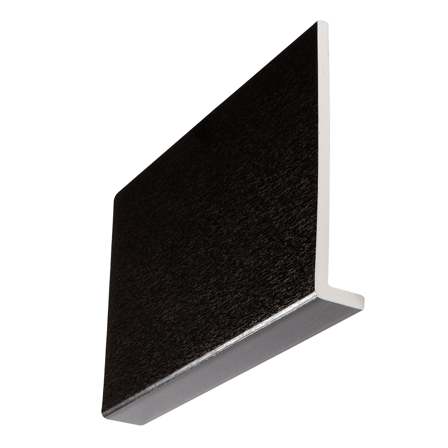 9mm Square Black Ash Fascia Boards