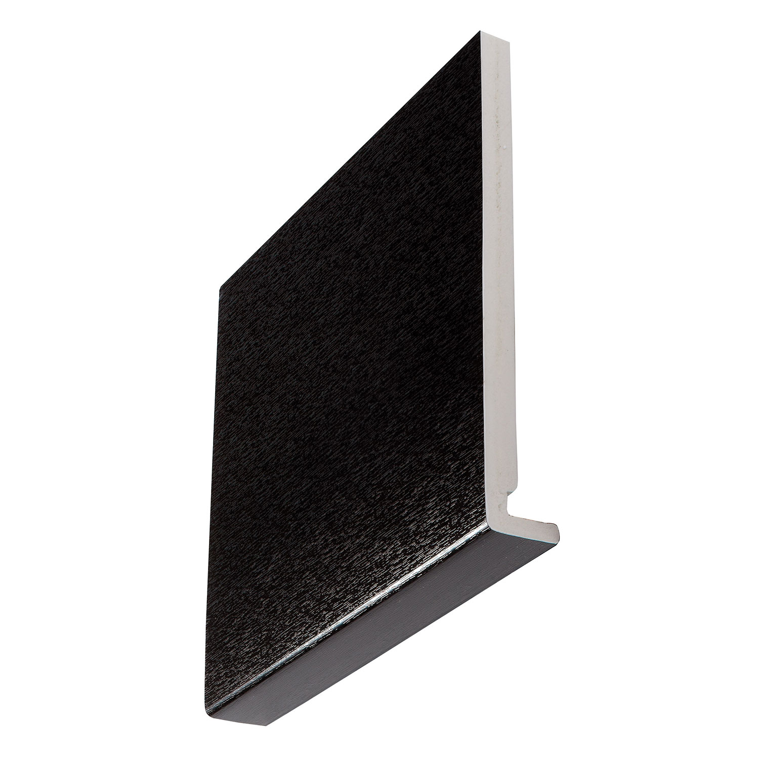 16mm Square Black Ash Fascia Boards