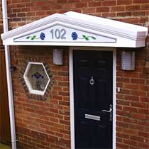 Door Canopies
