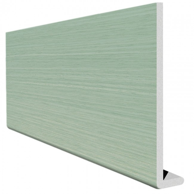 Chartwell Green Woodgrain Fascia Boards