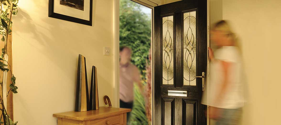 Composite door diamond collection