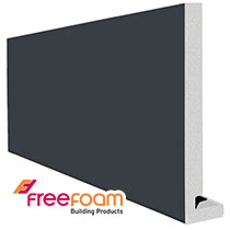 18mm Square Anthracite Grey Magnum Fascia Boards