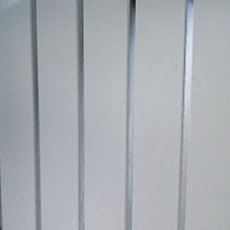 Chrome Strip Wall Panels